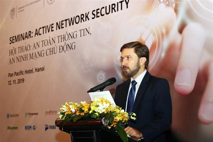 Experto checo destaca el valor del Tratado de Libre Comercio entre Unión Europea-Vietnam   - ảnh 1