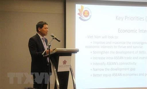 Vietnam promueve activamente la unidad de la Asean - ảnh 1