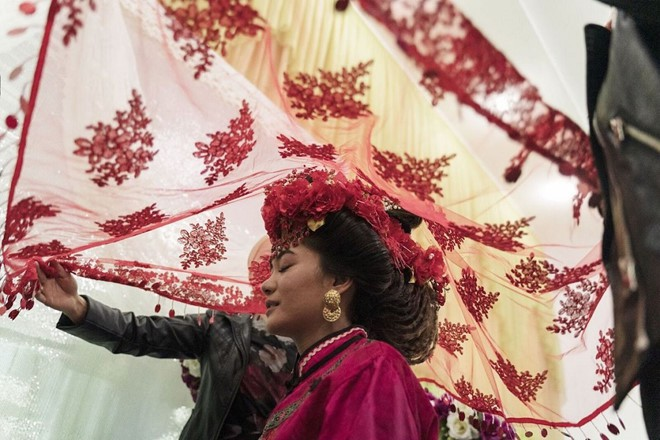 Foto de vendedor vietnamita gana el Gran Premio de Smithsonian de Estados Unidos - ảnh 7