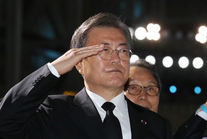 Seúl llama a poner fin a la guerra de Corea para siempre - ảnh 1