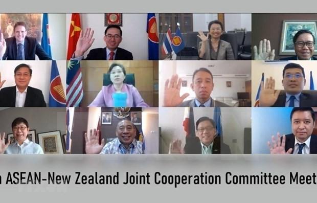 Asean y Nueva Zelanda por fortalecer asociación estratégica - ảnh 1