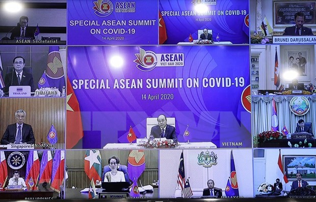 Medio singapurense resalta el papel de Vietnam como presidente de la Asean  - ảnh 1