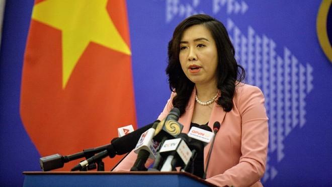 Vietnam rechaza acción ilegal de China en su zona marítima - ảnh 1