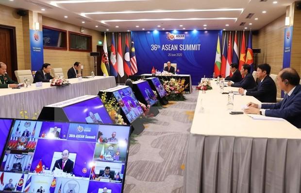 Asean emite declaración sobre el desarrollo de recursos humanos - ảnh 1