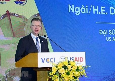 Relaciones Vietnam-Estados Unidos están en su mejor fase, afirma embajador estadounidense   - ảnh 1