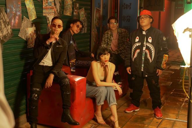 Combinación Underground-Mainstream en V-pop - ảnh 2