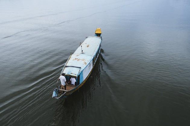 Vida cotidiana de los habitantes del centro de Vietnam a través de los ojos de un fotógrafo japonés - ảnh 1