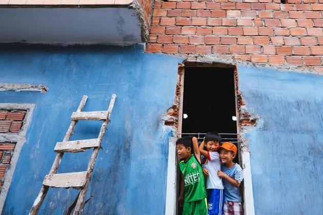 Vida cotidiana de los habitantes del centro de Vietnam a través de los ojos de un fotógrafo japonés - ảnh 5