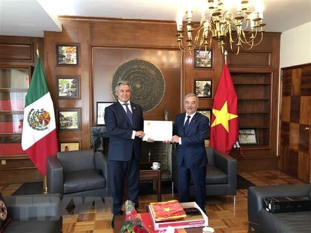Vietnam tiene cónsul honorario en ciudad mexicana de Guadalajara - ảnh 1