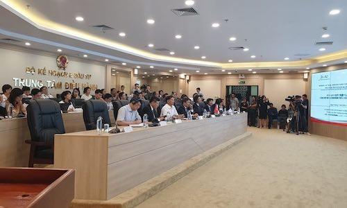 Celebran la Conferencia sobre la promoción de las inversiones Vietnam-Japón - ảnh 1