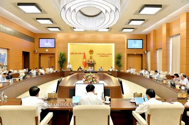 Comité Permanente del Parlamento de Vietnam convocará su 46 reunión el 13 de julio - ảnh 1