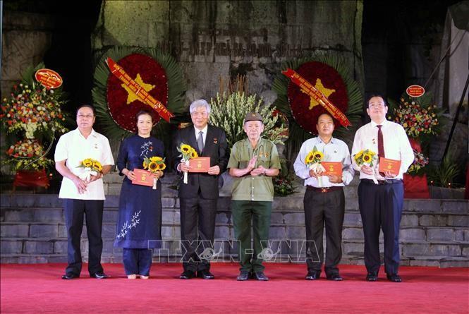 Conmemoran 70 aniversario del Día de la Fuerza de Jóvenes Voluntarios de Vietnam - ảnh 1