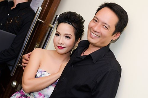 Parejas famosas de la música vietnamita - ảnh 4