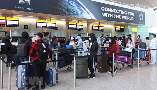 Repatrían a 340 vietnamitas varados en Reino Unido - ảnh 1