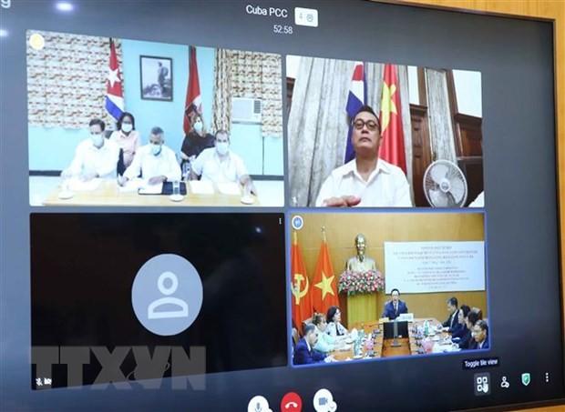 Vietnam y Cuba fortalecen relaciones - ảnh 1