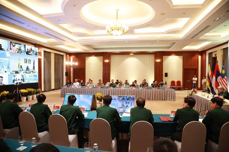 Conferencia en línea sobre el combate contra el covid-19 de Asean - ảnh 1