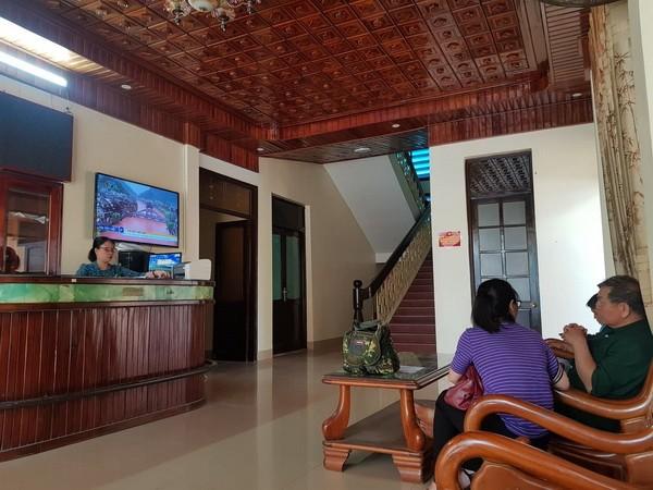 Casa común de familiares de mártires en Quang Tri - ảnh 2