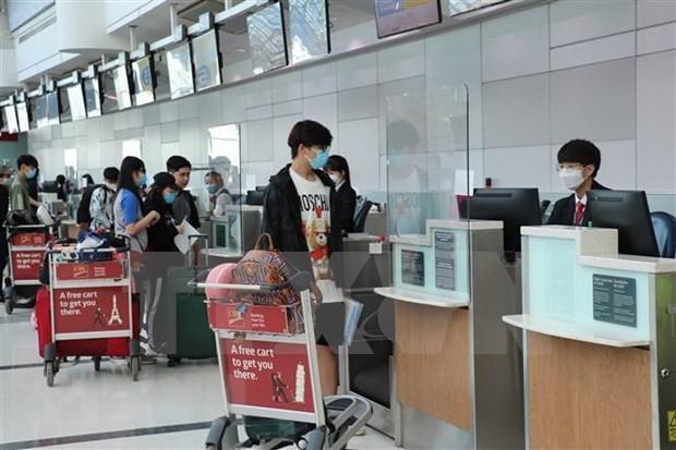 Cientos de ciudadanos vietnamitas repatriados desde Corea del Sur - ảnh 1