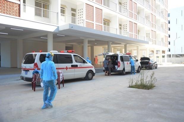 Reportan más infecciones por covid-19 en Vietnam - ảnh 1