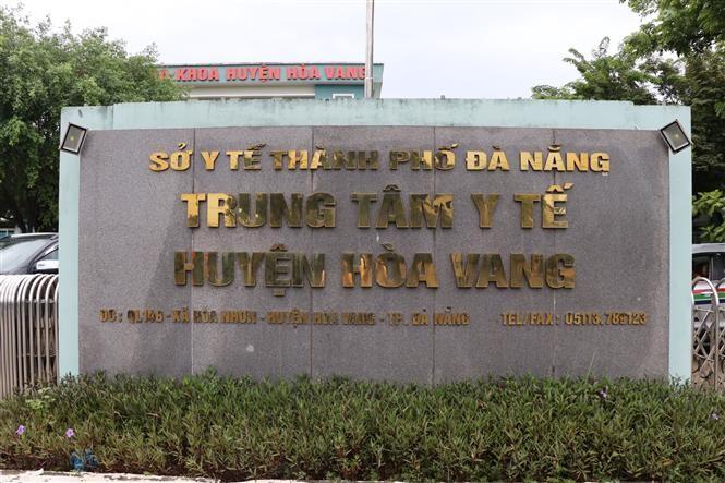 Listo el primer hospital de campaña en Da Nang - ảnh 1