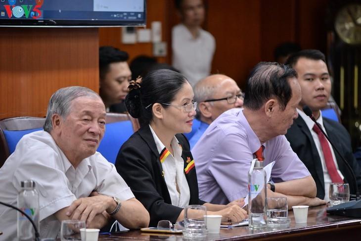 Foro en línea sobre el acuerdo de libre comercio entre Vietnam y la UE - ảnh 6