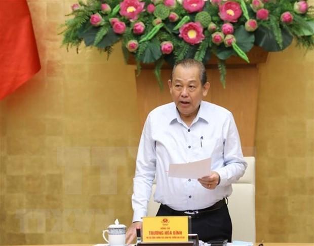 Funcionario vietnamita pide acelerar la desinversión del capital estatal - ảnh 1