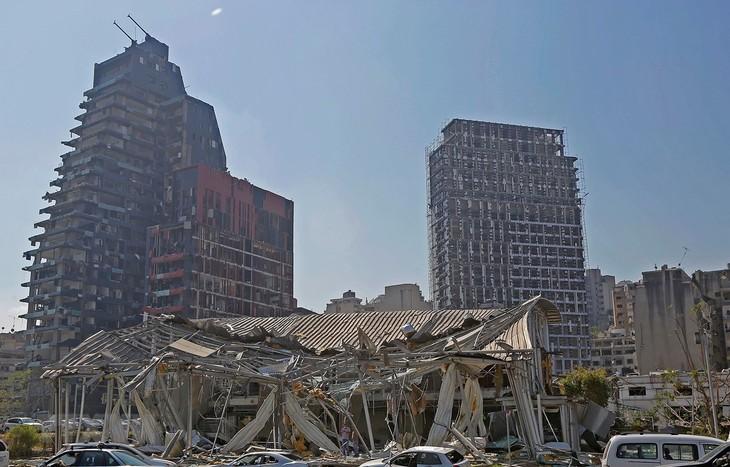 Líbano decreta duelo nacional por explosión masiva - ảnh 1