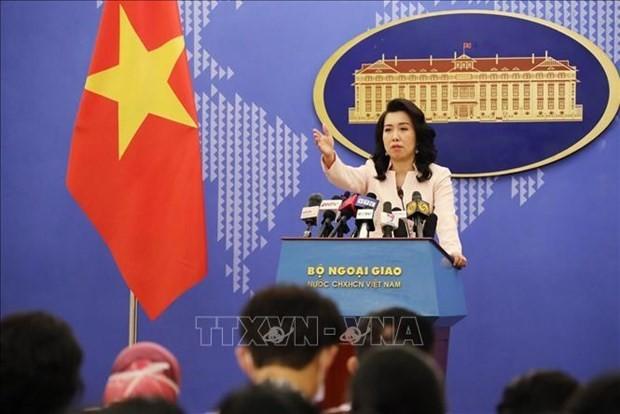 Vietnam pide a Malasia tratar humanamente a los pescadores vietnamitas - ảnh 1