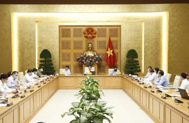 Brote de covid-19 en Da Nang y Quang Nam bajo control, según Ministerio de Salud Pública - ảnh 1