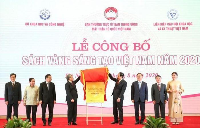 """Anuncian el Libro Amarillo """"Creatividad Vietnamita 2020"""" - ảnh 1"""