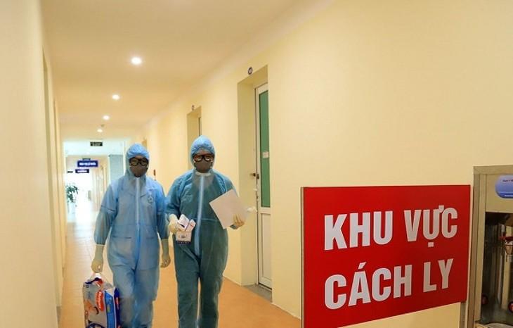 Anuncia Vietnam cinco nuevos casos de covid-19 - ảnh 1