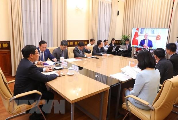 Reunión del G-20: Vietnam propone medidas contra el covid-19 - ảnh 1