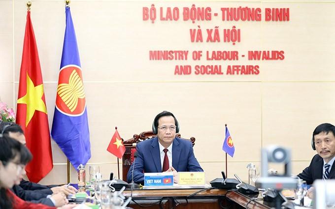 Aprecia Vietnam declaración del G20 sobre mercado laboral - ảnh 1