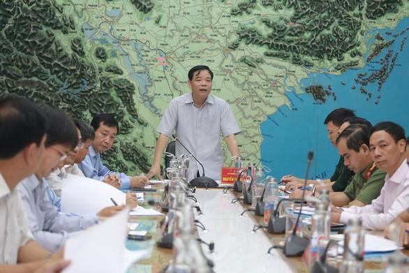 Piden a localidades vietnamitas seguir instrucciones del Gobierno para enfrentar el tifón Noul - ảnh 1