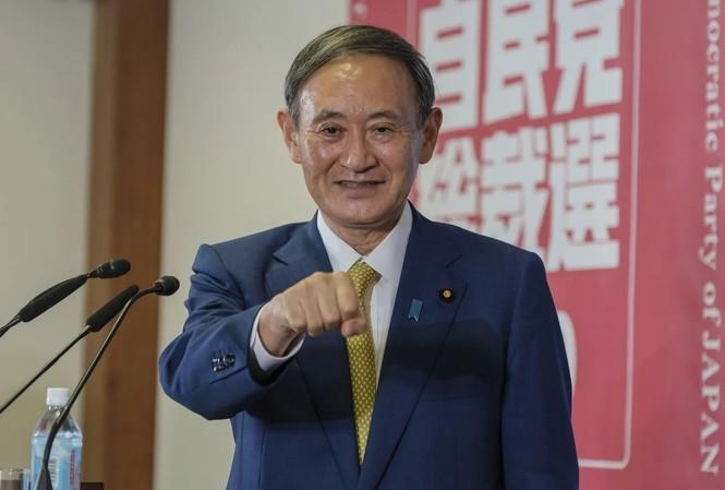 Nuevo primer ministro japonés determinado a continuar el legado de su predecesor - ảnh 1