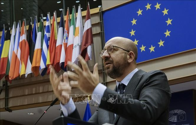 Reino Unido se retirará de las misiones militares de la UE a finales de 2020 - ảnh 1
