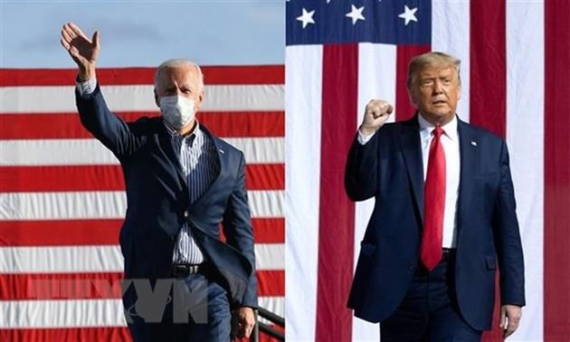Elecciones estadounidenses 2020: aceleran dos candidatos - ảnh 1