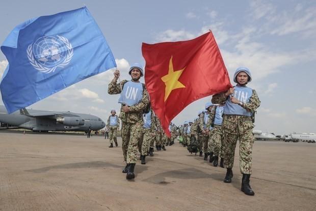 Vietnam reafirma su compromiso con misiones de mantenimiento de paz de la ONU - ảnh 1