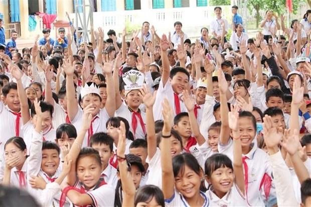 Vietnam emite nueva estrategia nacional sobre igualdad de género - ảnh 1
