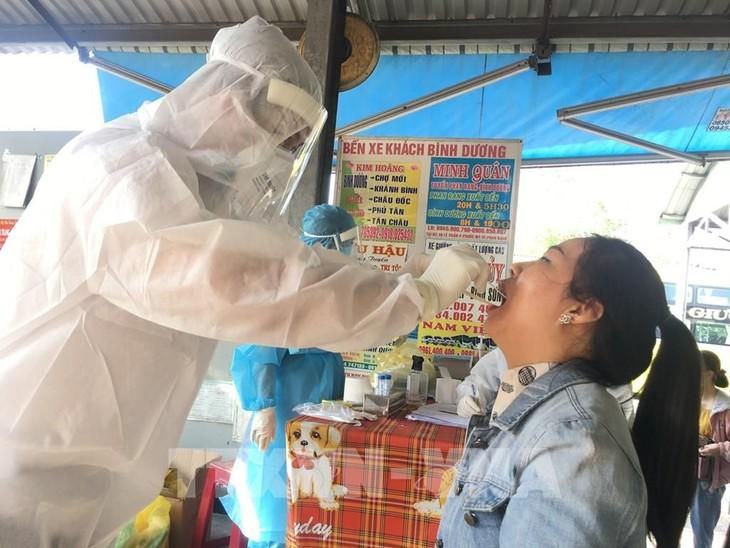 Reportan en Vietnam 12 casos más de covid-19 - ảnh 1