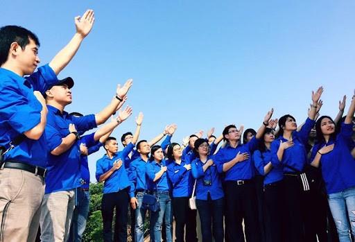 Cantar a la Unión de Jóvenes Comunistas Ho Chi Minh - ảnh 1