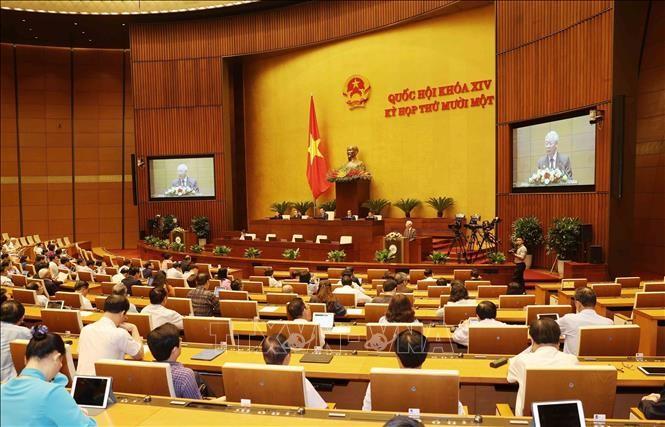Presidente de Vietnam presenta propuesta sobre el relevo del primer ministro - ảnh 1