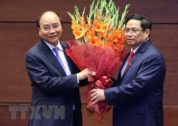 Medios singapurenses analizan el nuevo equipo de liderazgo de Vietnam - ảnh 1