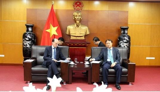 Vietnam y Argentina promueven relaciones comerciales equilibradas  - ảnh 1