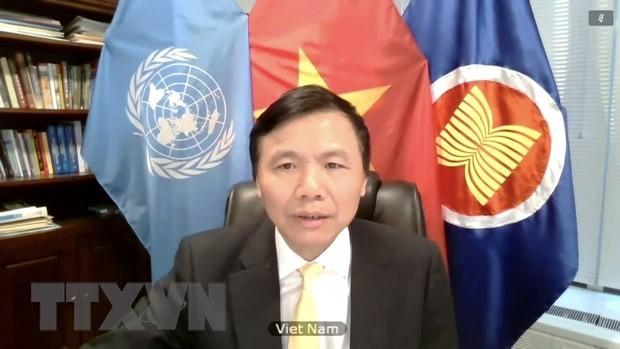 Vietnam advierte sobre escalada militar y ataques transfronterizos en Yemen - ảnh 1