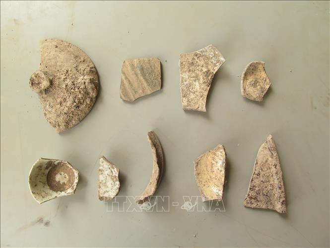 Destacan logros arqueológicos destacados en Vietnam en la última década - ảnh 1