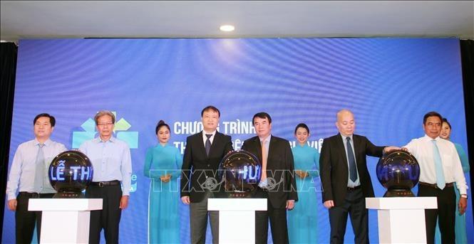 Inauguran Semana de la Marca Nacional de Vietnam 2021 - ảnh 1