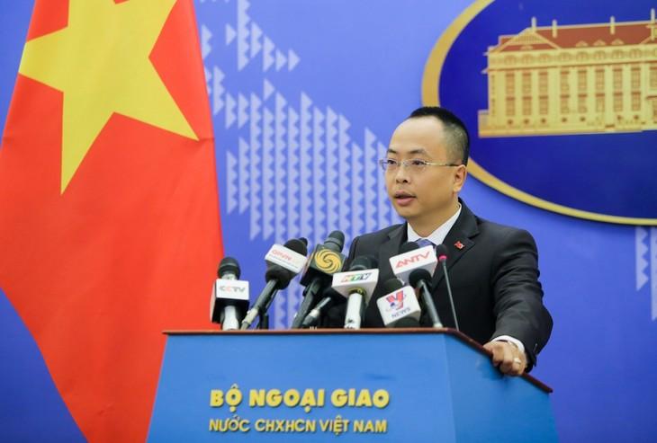 Vietnam rechaza la decisión china contra la pesca en el Mar del Este  - ảnh 1