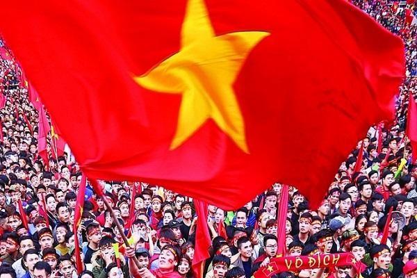 Canciones que honran el país y el pueblo vietnamita - ảnh 1