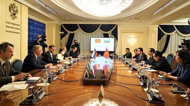 Vietnam es considerado un socio importante de Rusia en Asia-Pacífico  - ảnh 1